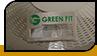 """Бейдж """"Green Fit"""""""