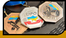 "Медалі ""UPO Armlifting"""