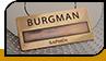 """Бейдж """"Burgman"""""""